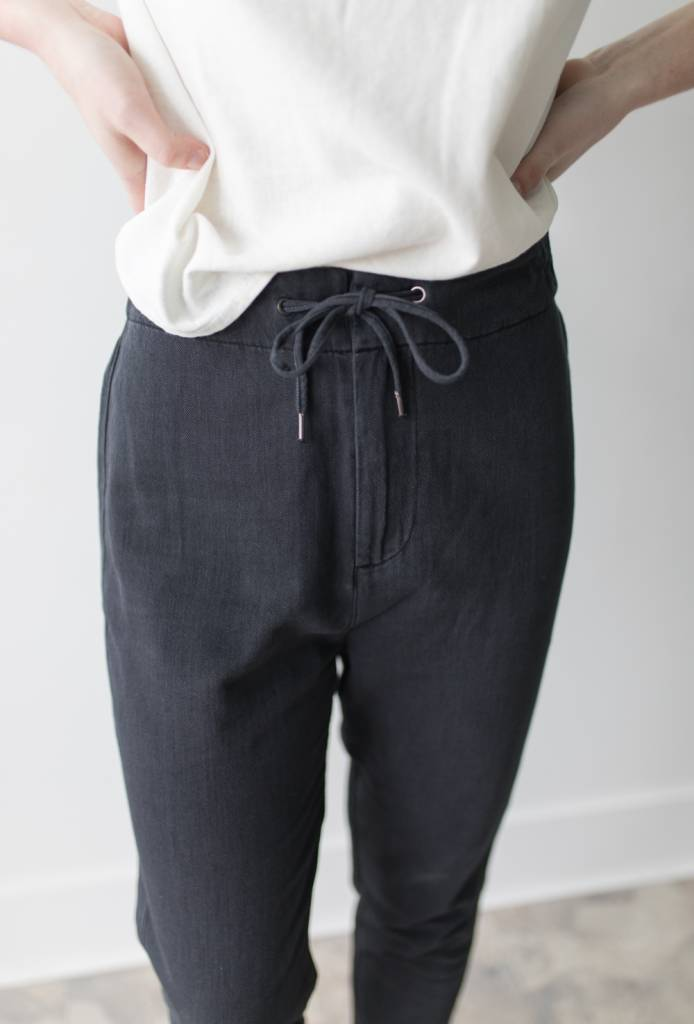 Mindy Nw Cropped String Pants - Length 30