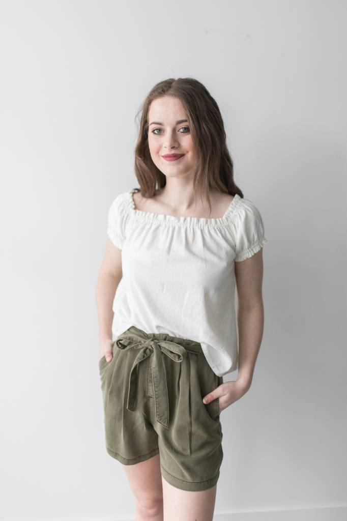 Mia Hw Loose Shorts