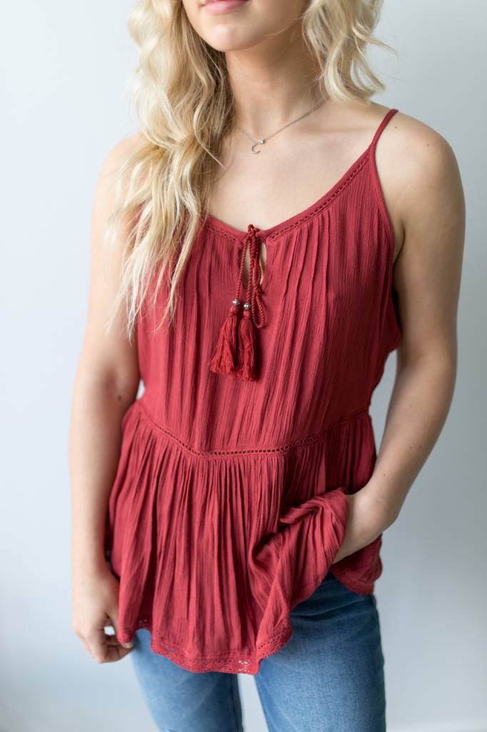Avery Rustic Cami