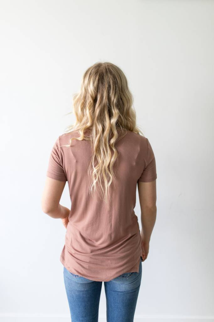 Nora Lace Tee