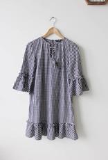 Luna 3/4 Short Dress