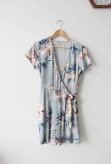 Devon 2/4 Wrap Dress