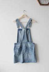 Mandy Short Dungaree Dress