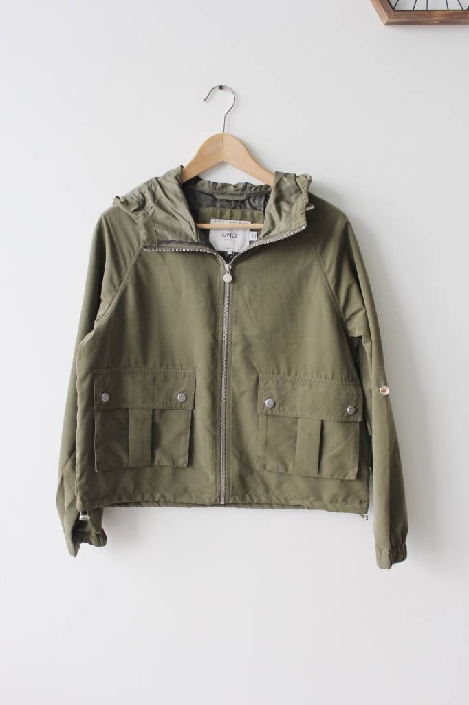 Isa Short Spring Jacket
