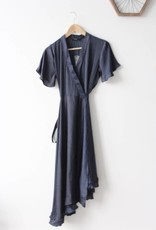 Alanna Wrap Dress