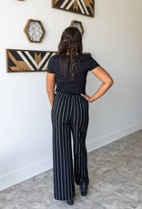 Veiled Stripe Pant