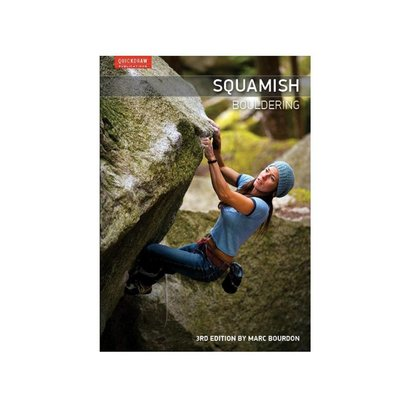 Quickdraw Publications Squamish Bouldering