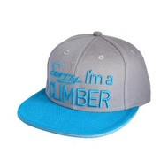 """8Bplus """"Sorry Im a Climber"""" Cap"""