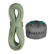 Edelrid Anniversary DuoTec 9.7mm + Caddy Lite