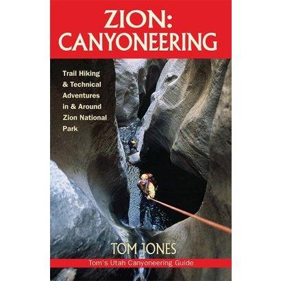 Sharp End Zion:Canyoneering
