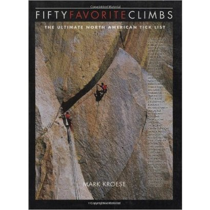 Fifty Favorite Climbs