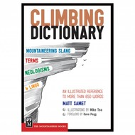 Climbing Dictionary Matt Samet