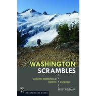 Washington Scrambles: Best Nontechnical Ascents, 2nd Edition