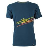 La Sportiva M's Stripe Logo T-Shirt