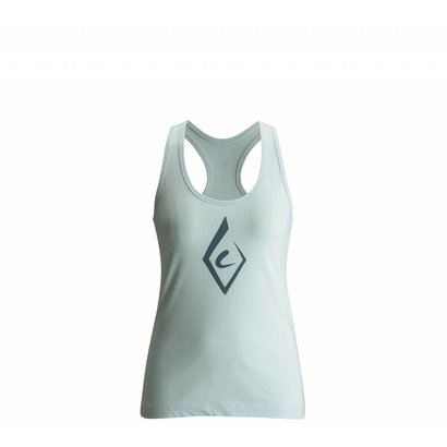 Black Diamond Brushstroke Tank (Women's)