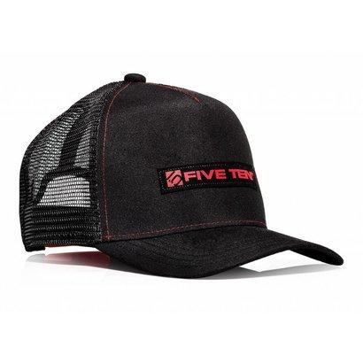 Five Ten D Trucker Hat (Black/Red)