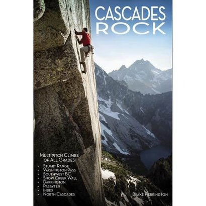 Cascades Rock Climbing Guidebook