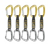 Mammut 5er Pack Crag Express Sets, Straight Gate/Wire Gate