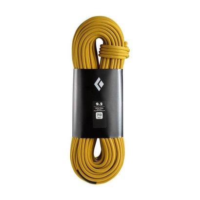 Black Diamond 9.2mm Climbing Rope