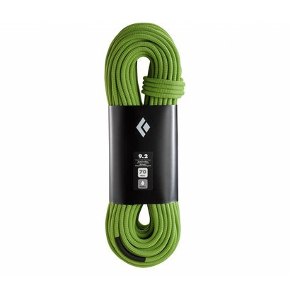 Black Diamond 9.2mm Full Dry Rope - 70m