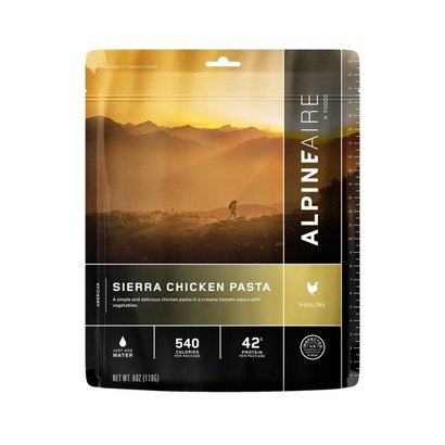 AlpineAire Foods Sierra Chicken Pasta