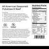 AlpineAire Foods All American Seasoned Potatoes & Beef