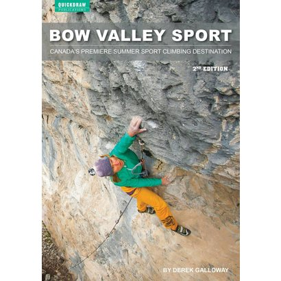 Quickdraw Publications Bow Valley Sport Guidebook (2nd Edition)
