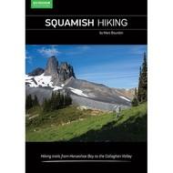 Quickdraw Publications Squamish Hiking Guidebook