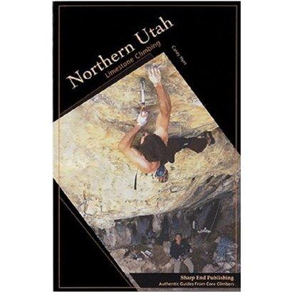 Sharp End Northern Utah Limestone Climbing