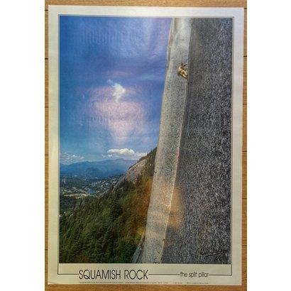 Split Pillar Poster
