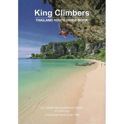 King Climbers – 9th Edition – Thailand Route Guidebook