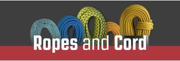 Ropes and Cord
