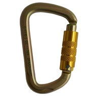 GrandWall Equipment Zion Triact Keylock Steel Carabiner