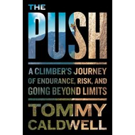 Book Net Canada The Push: Tommy Caldwell  -  Hardcover