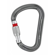 Petzl William H-Frame Carabiner Screw-Lock