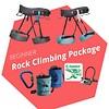 Beginner Rock Climbing Package