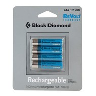 Black Diamond Rechargeable Batteries