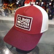 Climb On Logo Trucker Hat