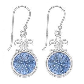 Kameleon Jewelry Fleur De Lis - Kameleon Earring Set - KE004