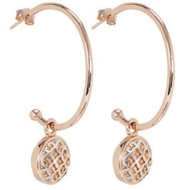 Kameleon Jewelry California Dreamin' Rose - Kameleon Earring Set - KE039