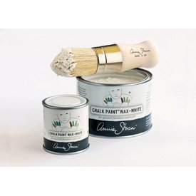 Chalk Paint by Annie Sloan Annie Sloan Chalk Paint Wax - White - 120ml