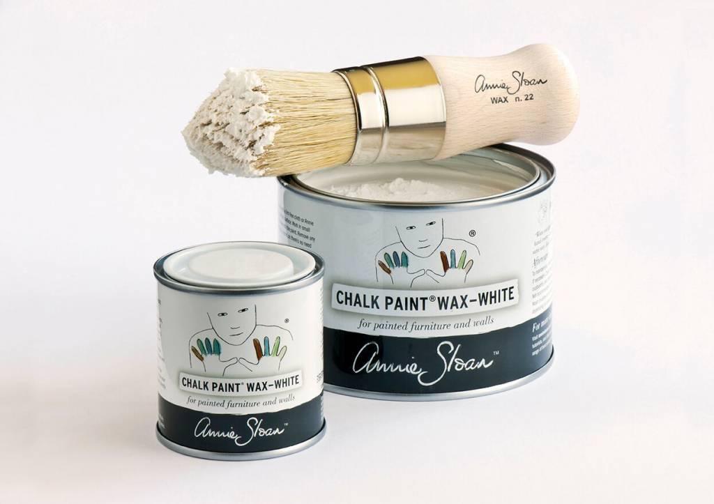 Chalk Paint by Annie Sloan Annie Sloan Chalk Paint Wax - White - 120ml