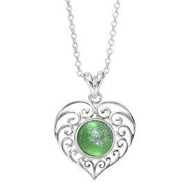Kameleon Jewelry Kameleon Pendant - Heart & Soul - KP031