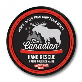Walton Wood Farm Canadian Hand Rescue