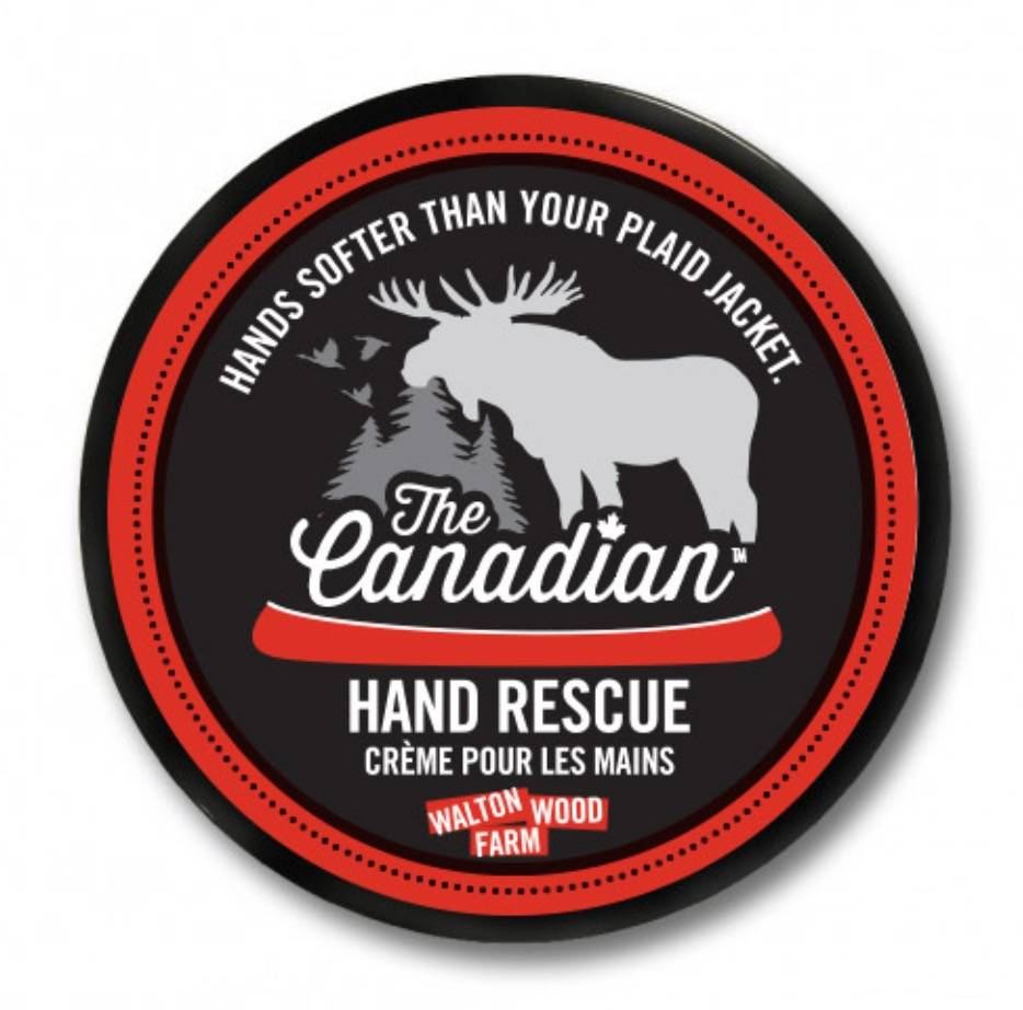 Walton Wood Farm Canadian Hand Rescue