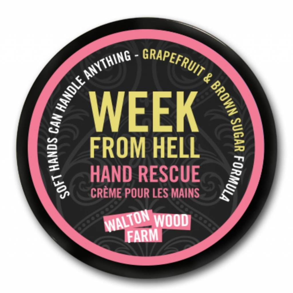 Walton Wood Farm Week from Hell Hand Rescue