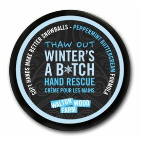 Walton Wood Farm Winter's a B*itch Hand Rescue