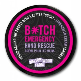 Walton Wood Farm B*tch Emergency Hand Rescue