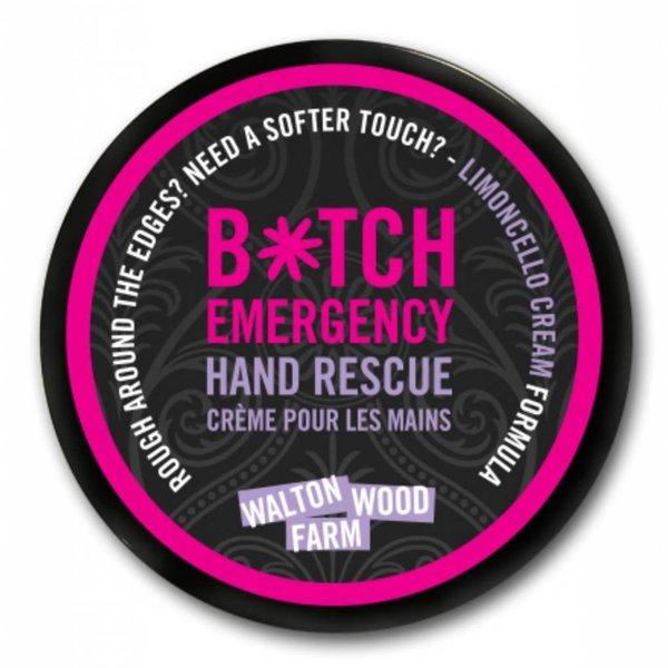 Walton Wood Farm B*tch Emergency Hand Rescue