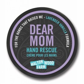 Walton Wood Farm Dear Mom Hand Rescue
